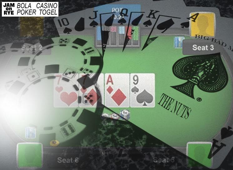 Poker Online Resmi Dan Terpercaya - JamonryeFestival